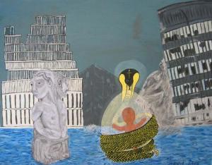 """El sexto mensaje: """"Ground zero"""" (El terreno del WTC)"""